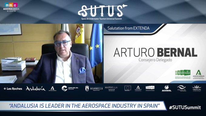 Arturo Bernal participa en en SUTUS