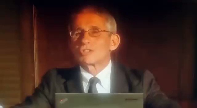 Fauci in 2017: Man that was a lucky guess, eh?  https://t.co/fAjUGxHbup