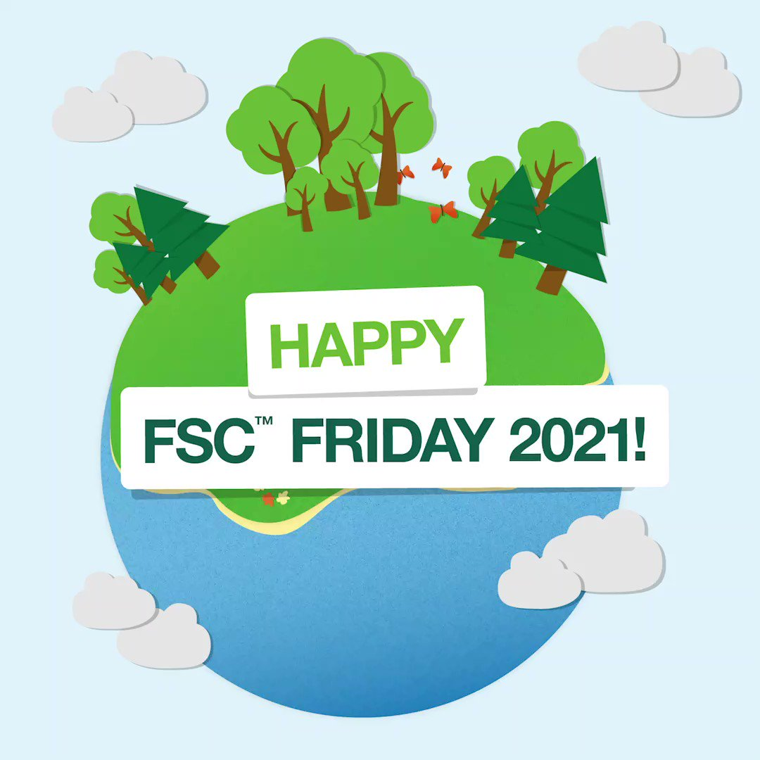 Image for the Tweet beginning: Happy FSC Friday from Precision