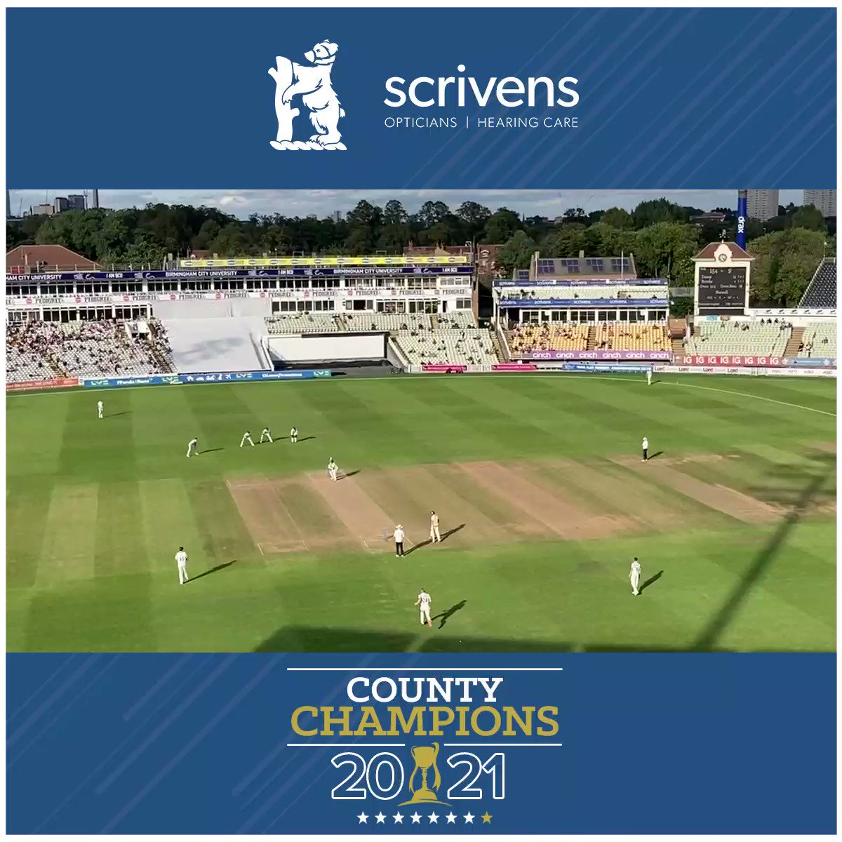 Brilliant!! Another wonderful moment at this special ground for a great club #YouBears