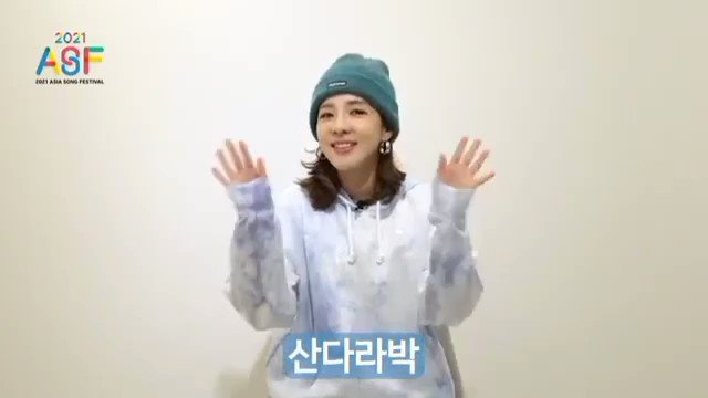 @TheKpop  visit thier yt and leave some comment for our MC dara♥️♥️♥️