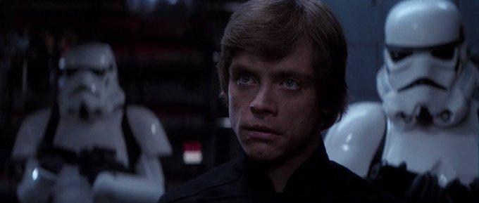 Happy 70th birthday Mark Hamill ~ Star Wars: Episode VI - Return of the Jedi (1983)