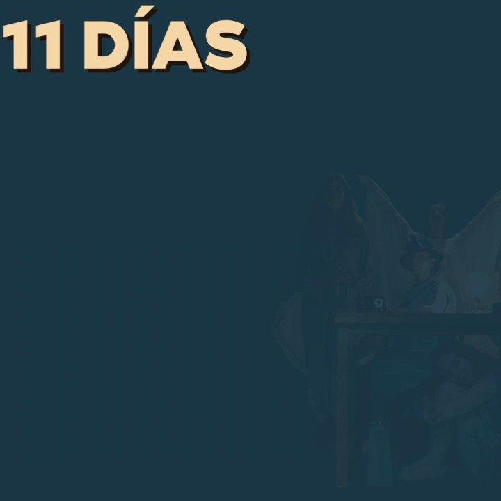 Image for the Tweet beginning: HOY DOM FINAL 8 PM #miradaparalela2021