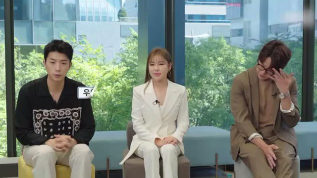 아 진짜 기 졸라쎔ㅋㅋㅋㅋㅋㅋㅋ  💙안녕하세요 투피엠 우영입니다 @뭐야 아이돌 소개도 아니고 💙(춤춰벌임)