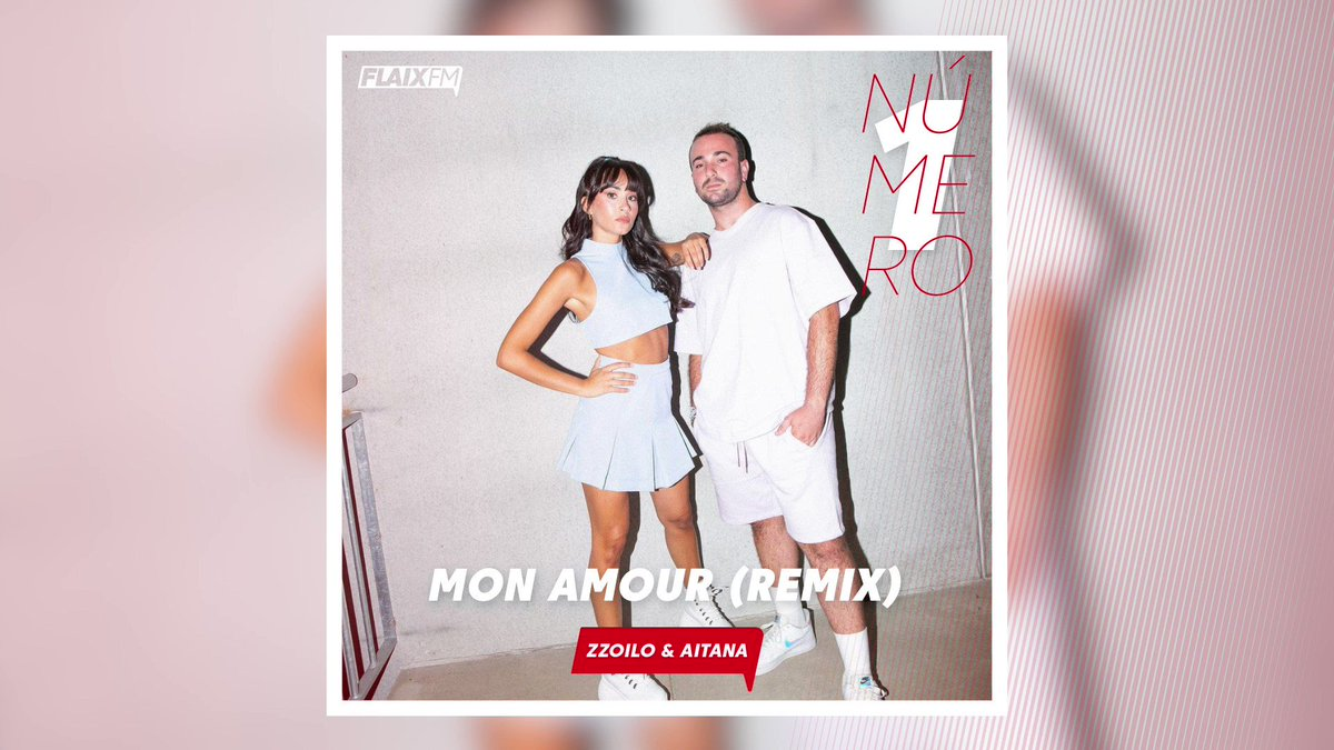 """Image for the Tweet beginning: Imparable! """"Mon Amour (Remix)"""" és"""