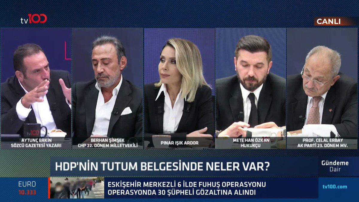 🗣️@aytuncerkin1907: Biz bu işi samimi anlamda çözeceksek, HDP veya AK Parti, bölgede feodaliteyi yıkmak istiyor musun? Hadi gel beraber şeyhleri, şıhları, ağaları, tarikatları, cemaatleri, feodal beyleri ortadan kaldıralım. #GündemeDair