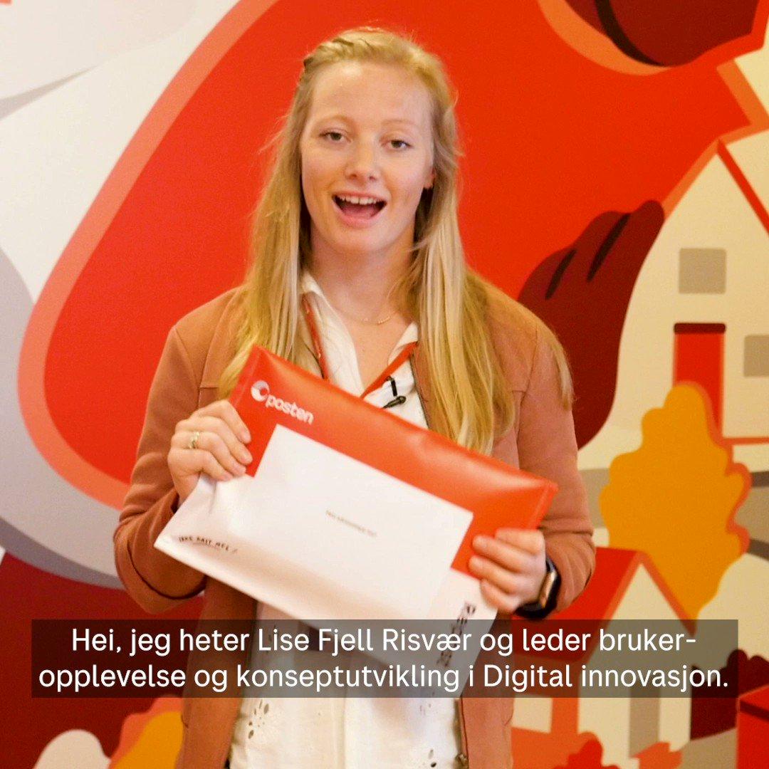 Vi tester ut gjenbrukbar emballasje ♻️  Se Lise Fjell-Risvær fortelle om Repost i videoen 📩 https://t.co/e7YYr6u9a0