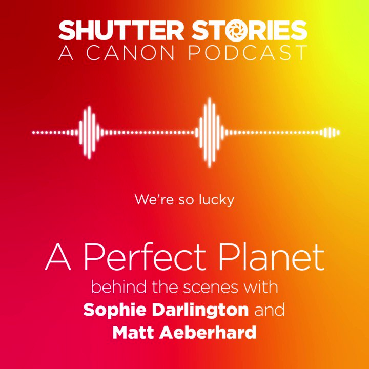 Image for the Tweet beginning: 'A Perfect Planet' was filmed