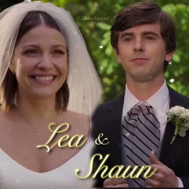 """""""She was the girl who borrowed his batteries…""""❤️   Can't wait for this day to be real 🤧 #Shea ____________ #thegooddoctor #paigespara #freddiehighmore #sheaedit #TGDSeason5 #shaunandlea"""