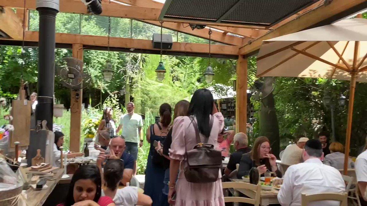 مشتل ومطعم في  اسرائيل ! رأيكم بهذه النسخة؟