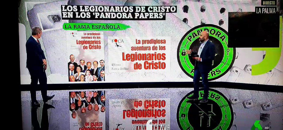 """libertario's tweet - """"¡¡ LA CÚPULA PEPERA METIDA DE LLENO EN LA SECTA DE  LOS LEGIONARIOS DE CRISTO !! ( PANDORA PEPERS ) 🤮 """" - Trendsmap"""