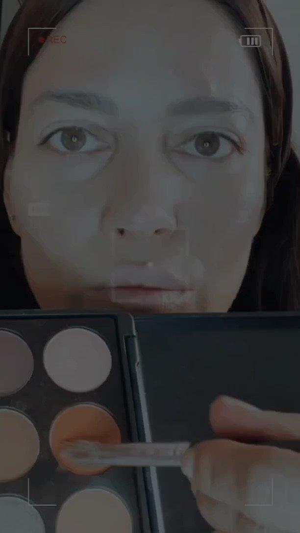 💡 Divertido maquillaje de otoño 🍁  ¿Dime qué te pareció? 🙏😉  #makeup #maquillaje #beauty #belleza #tipsbelleza #PonteGuapa #AdrianaTips #reels #look #felizmartes