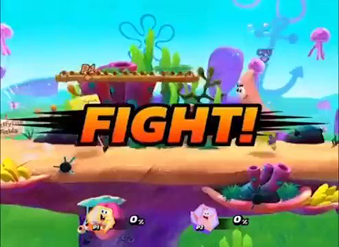 Proof that Nick All-Star Brawl would've been better with voice acting 💀 https://t.co/tTJ9415YT2