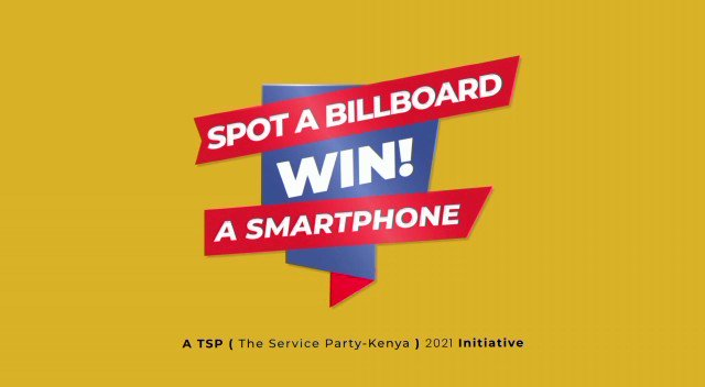 Keep going . Keep following following these instructions for a chance to win. #Twajiamini #TSPSmartAgenda