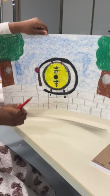 This 5th grader upped her 2d game today. Sound on! <a target='_blank' href='http://twitter.com/APS_FleetES'>@APS_FleetES</a> <a target='_blank' href='http://twitter.com/APSArts'>@APSArts</a> <a target='_blank' href='http://twitter.com/MrBsBees'>@MrBsBees</a> <a target='_blank' href='http://twitter.com/MsBlackburn'>@MsBlackburn</a> <a target='_blank' href='https://t.co/7rvLgf6Jcy'>https://t.co/7rvLgf6Jcy</a>