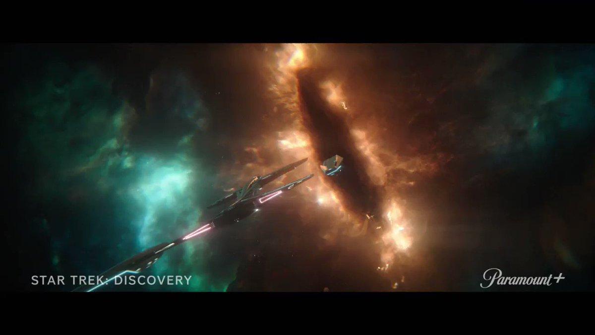 Image for the Tweet beginning: Watch the new STAR TREK: