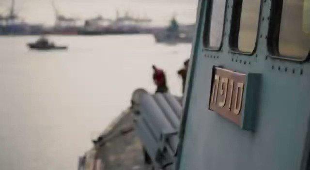 شو أفضل من بداية أسبوع مع مشوار بالبحر؟ فكيف إذا كان مع البحرية الإسرائيلية؟