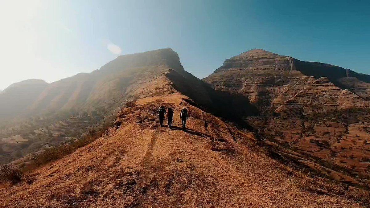 Thank you @NikhilSalokhe7 for bringing forth this view from Sahyadri in Maharashtra! #DekhoApnaDesh  @maha_tourism