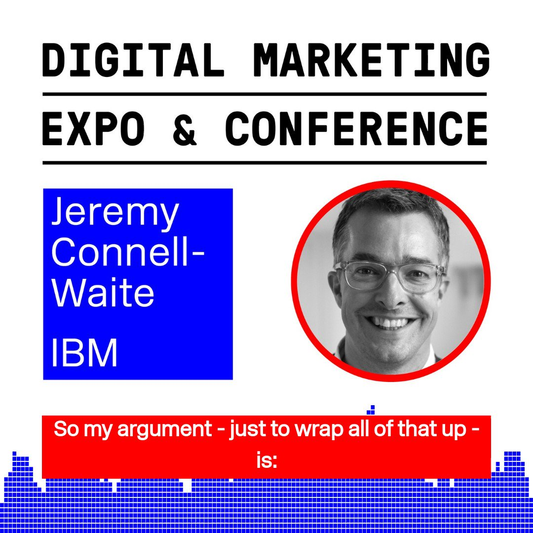 How do sustainability & corporate responsibility influence corporate management? 🤝 In the current #DMEXCOpodcast episode, #JeremyConnellWaite explains how storytelling can be used for a successful brand strategy. 🔊 It's worth listening in! 🎧  ⇨ https://t.co/LpAdGIkiN4 @ibm https://t.co/k1ZfY3WyWD