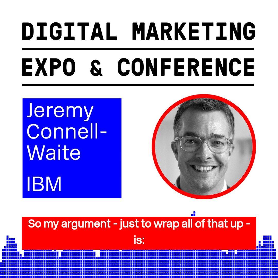 Wie beeinflussen #Nachhaltigkeit & #CSR die Unternehmensführung?  In der aktuellen #DMEXCOPodcast-Folge erklärt Jeremy Connell-Waite, wie #Storytelling für eine erfolgreiche Markenstrategie genutzt werden kann.   🔊 Reinhören lohnt sich! 🎧  ⇨ https://t.co/XBbiI9Przd @IBMDACH https://t.co/lwDA4zzE5Q