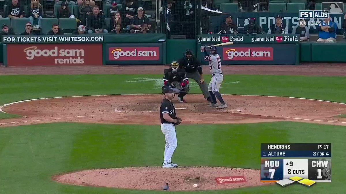 @MLBVenezuela's photo on White Sox