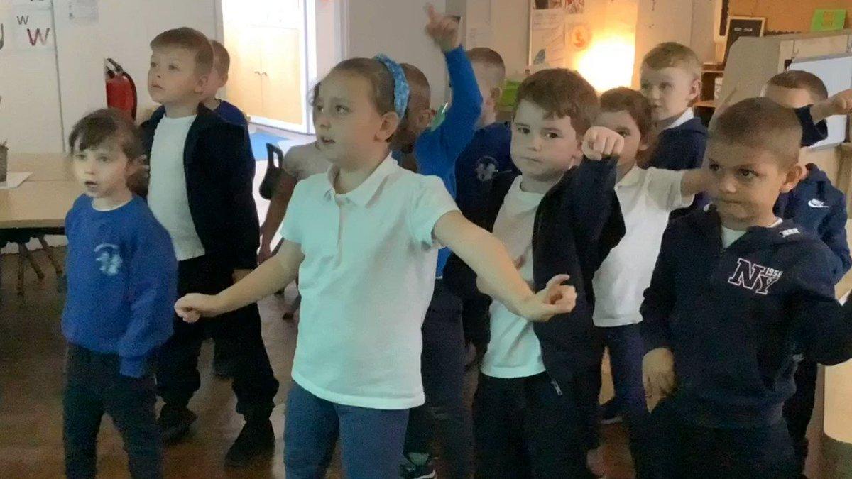 Image for the Tweet beginning: In Rabbit Class, we love