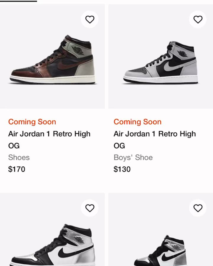 @J23app's photo on Nike app