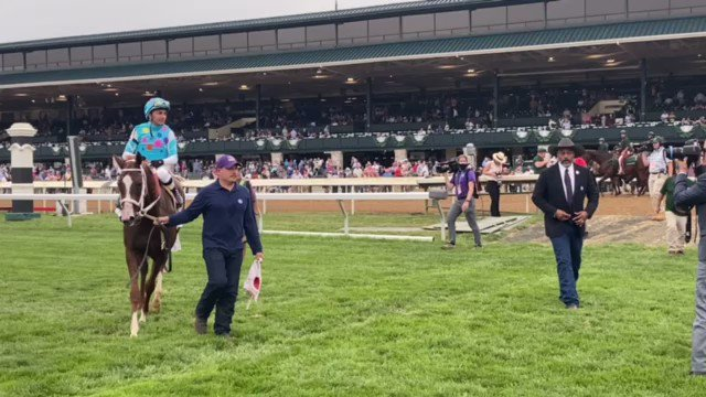 @BreedersCup's photo on California Angel