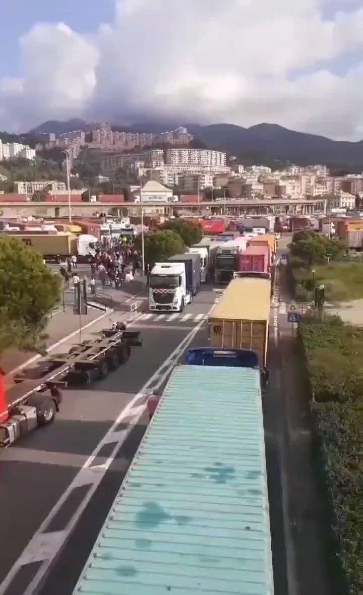 Genova Twitter