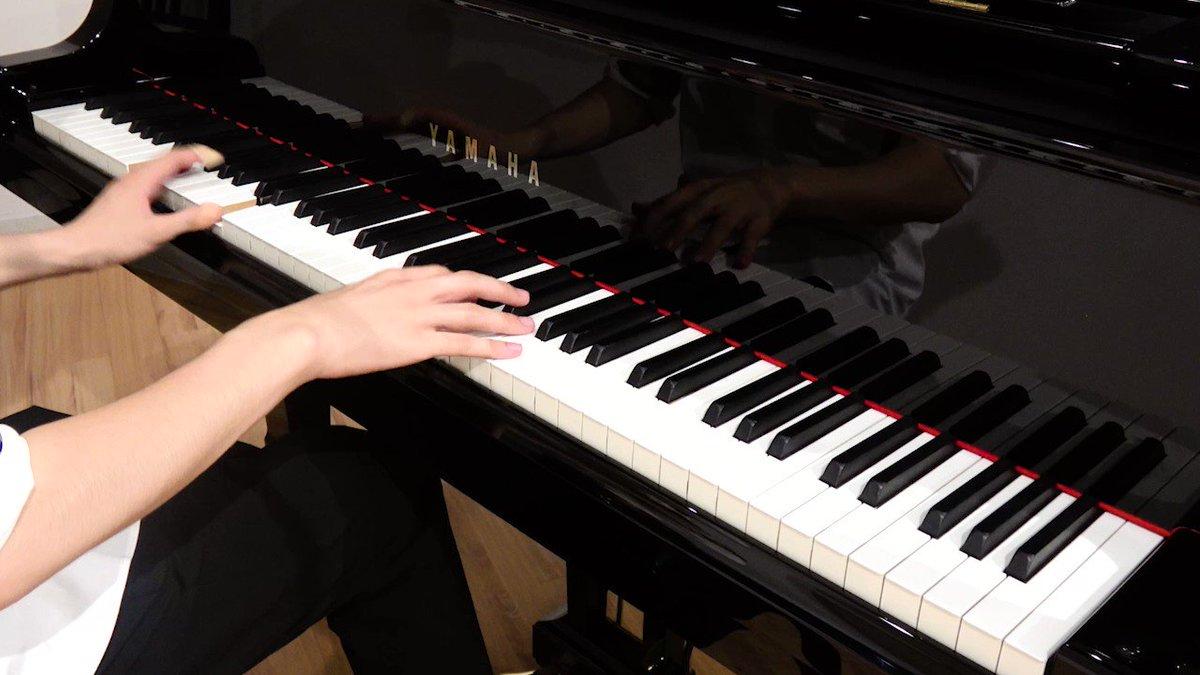 【東京リベンジャーズOP】Cry Baby ピアノで弾いてみた