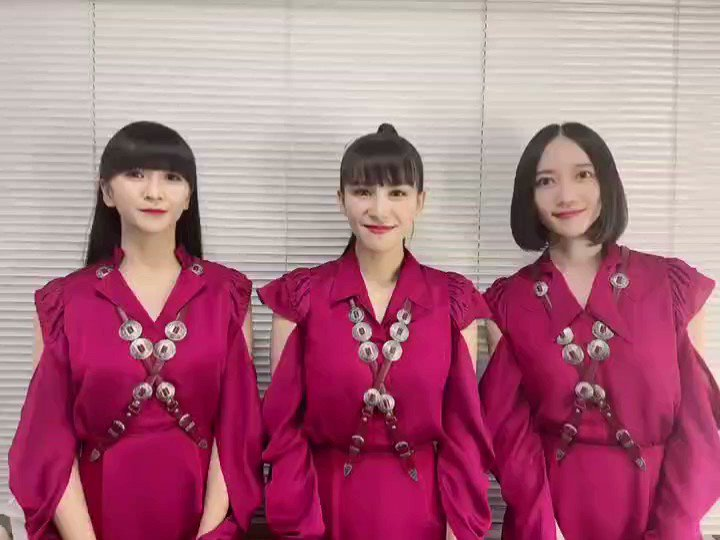 @Perfume_Staff's photo on Perfume