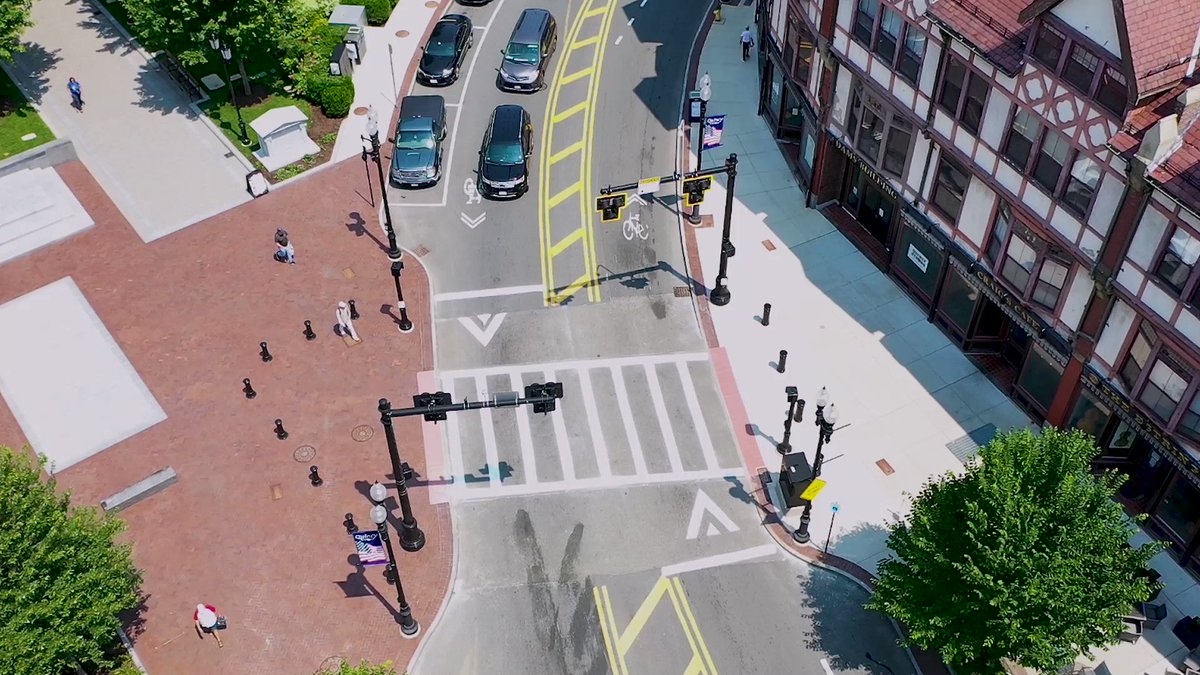 Pedestrian Safety Month this month … . Check  MassDOTSafety  for tips