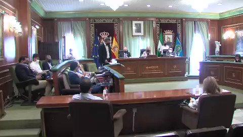 Image for the Tweet beginning: El equipo de gobierno saca