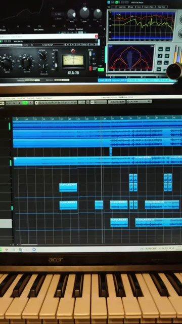 【世界最速⁉️】曲名:阿修羅ちゃん/Ado『ドクターX〜外科医・大門未知子〜』主題歌(@syo_ter)とinst最速で作って歌ってみた________________