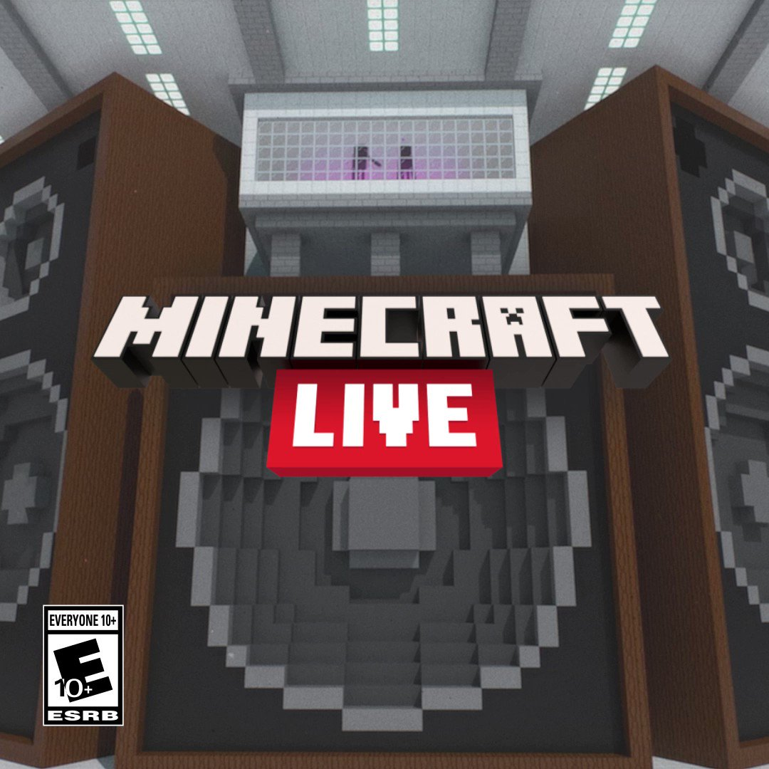 @Minecraft's photo on #MinecraftLive