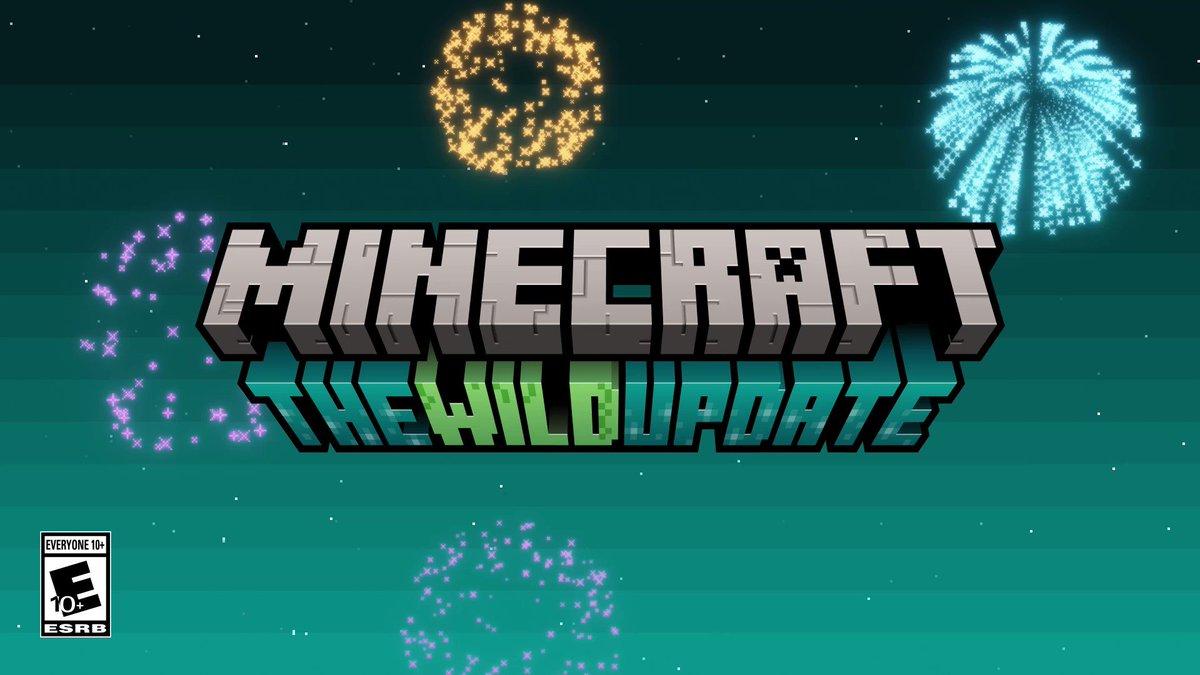 @Minecraft's photo on Wild Update