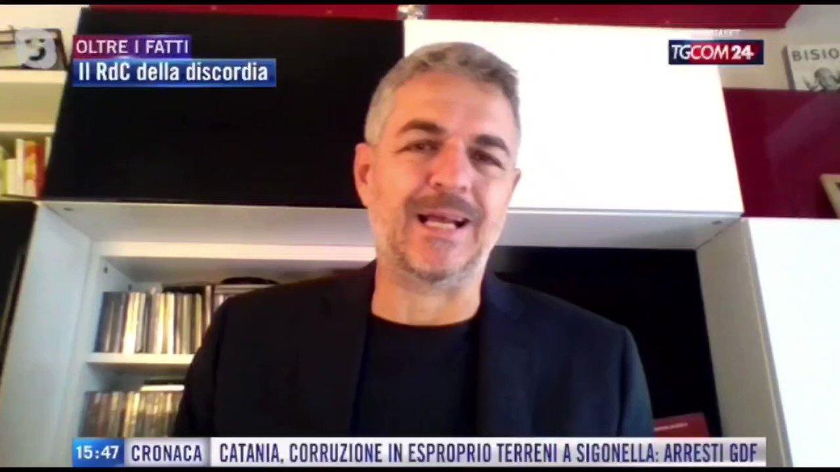 Image for the Tweet beginning: Il #redditodicittadinanza è una misura