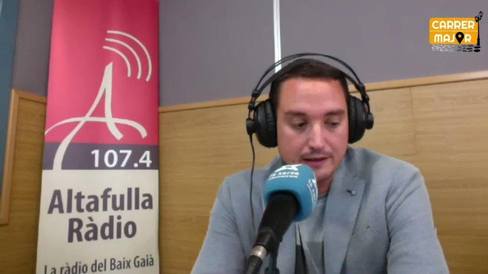 Image for the Tweet beginning: #CarrerMajor 📻 Com funcionen els
