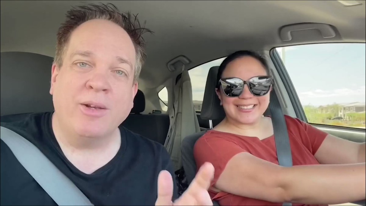 Check out Derek and Catherine from @allyoucanvegas flying the tunnel and enjoying some of our Drive-Thru Pizzas! This really makes our day.   #flypiepizza #flythetunnel #allyoucanvegas #foodies #pizza