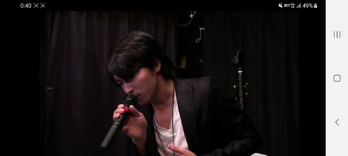 #~Lefa~ #北川陽大 #アッキー さん、#川崎や さんでの、配信ライヴで歌ってくれた『#最後の雨』 大好きな歌で、めっちゃ嬉しい😭😭😭  ショートバージョンなんだけど、リピ🔁が止まらない😭😭😭 アッキーさんの歌のようになってる♪ヾ(´︶`♡)ノ ♬ 泣かせるなぁ~もぅ😭😭😭 ありがとうございます😭