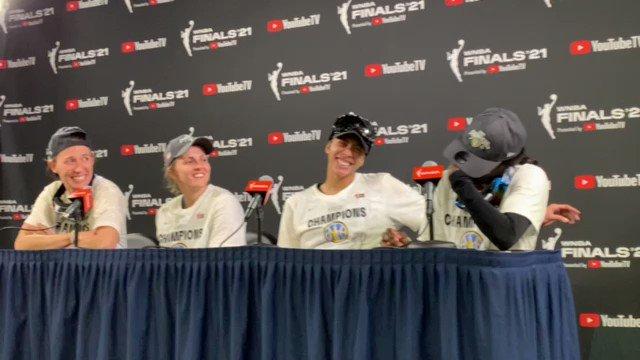 @kareemcopeland's photo on #WNBAFinals