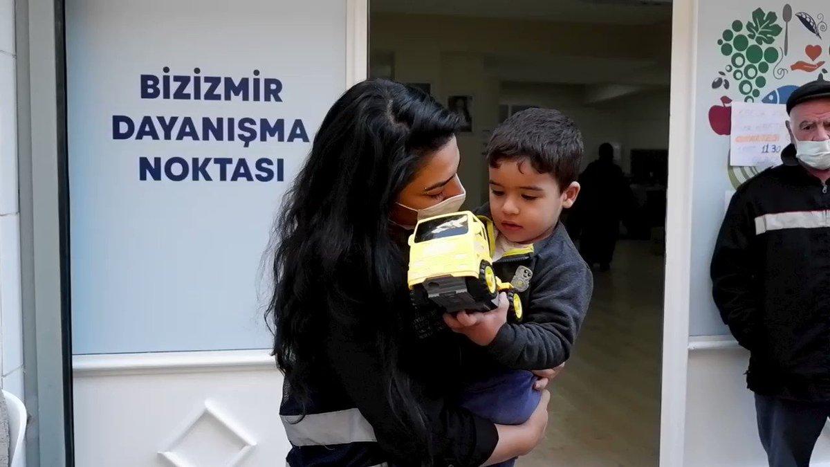 Image for the Tweet beginning: Kıymetli çocuklar;  Yarınlara en çok sevgi