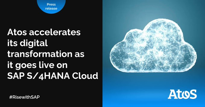 Full migration to SAP S/4HANA Cloud = mission accomplished! ✅ It's exciting to be...