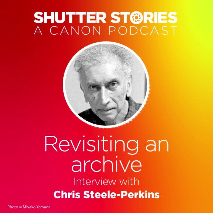 Image for the Tweet beginning: Chris Steele-Perkins' 1978 chronicle of