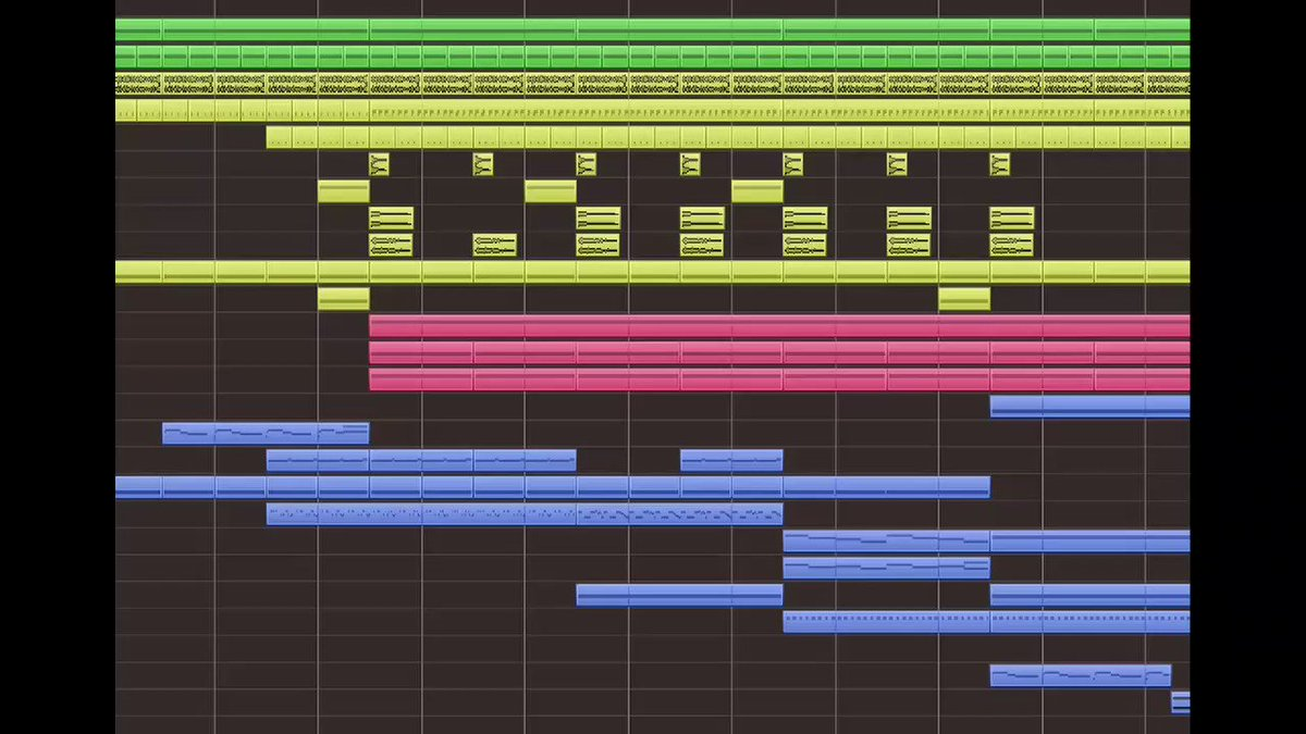 🎹 Hi everyone! So here is another #techno tune I have been working on, not yet finished! 🤪  I would love to hear your feedback 😀💖🤗🎶  #trance #edm #dance #rave #music #musicproducer #musicproduction #composer #cubase #bgm #vgm #mondayfunday