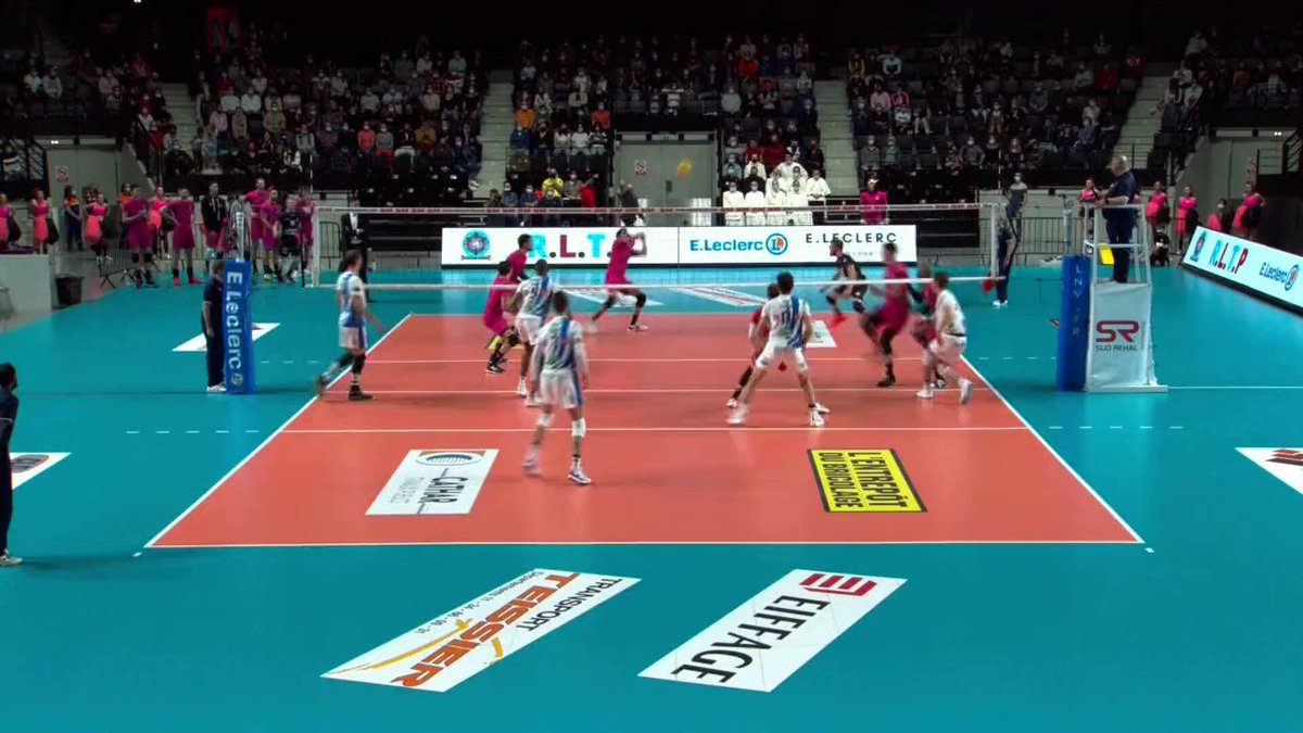 RT @volleyballworld: NO WAYYYYYYY 😳 🤯 😮!!!  Could this be the BEST #VOLLEYBALL...