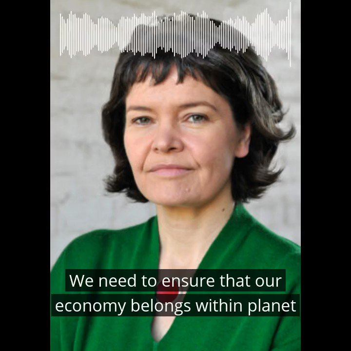 What are we doing in Europe to ensure our economy belongs within planet earth? 🌍Great insights from @KateRaworth and a few surprising stories #MadeWithInterreg in today's episode of #ThisIsEurope 🎧👉 https://t.co/c5R7BTITE0