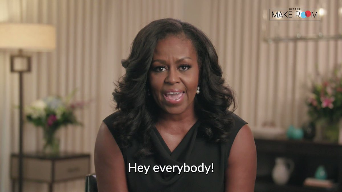 October means 2 pretty cool things: our birthday and FAFSA opening! There's no better way to celebrate than with a special message from @MichelleObama to encourage everyone to start their FAFSA today 🥳   Go to  to get started!