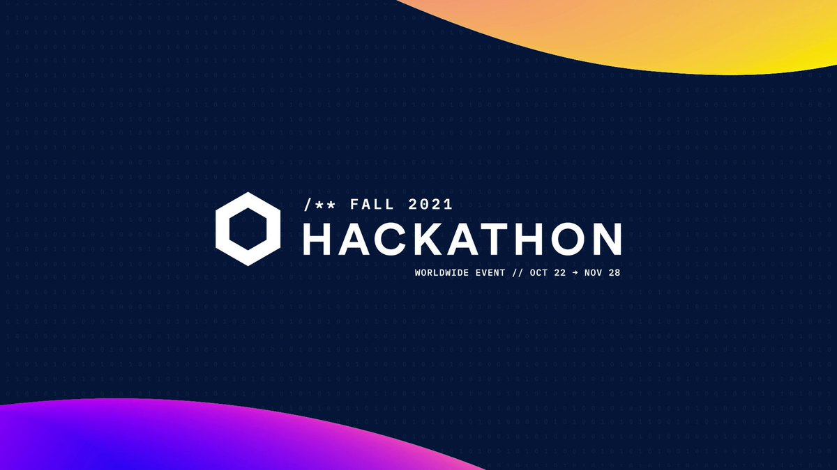 $10,000 is up for grabs for teams in the @Chainlink Hackathon that best integrate with their native Solana oracle solution.  Good luck builders! 👇 https://t.co/g2pccOzGc9