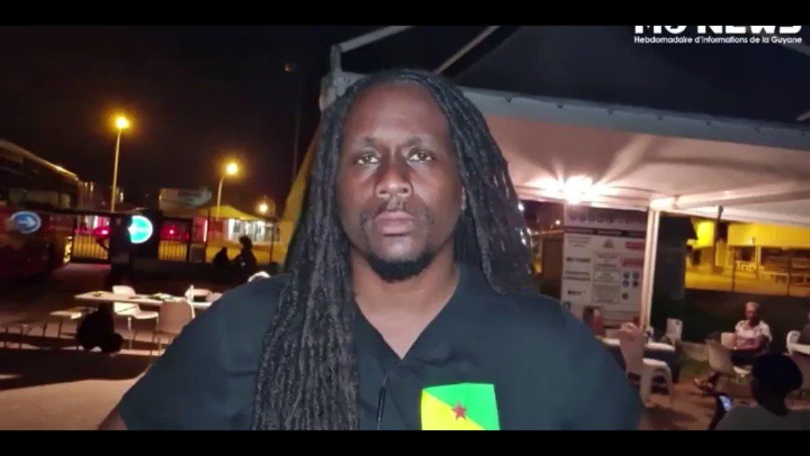 La Guyane, après la Martinique, un autre territoire Français non métropolitain montrant l'exemple en termes de résistance à la tyrannie sanitaire! ✊